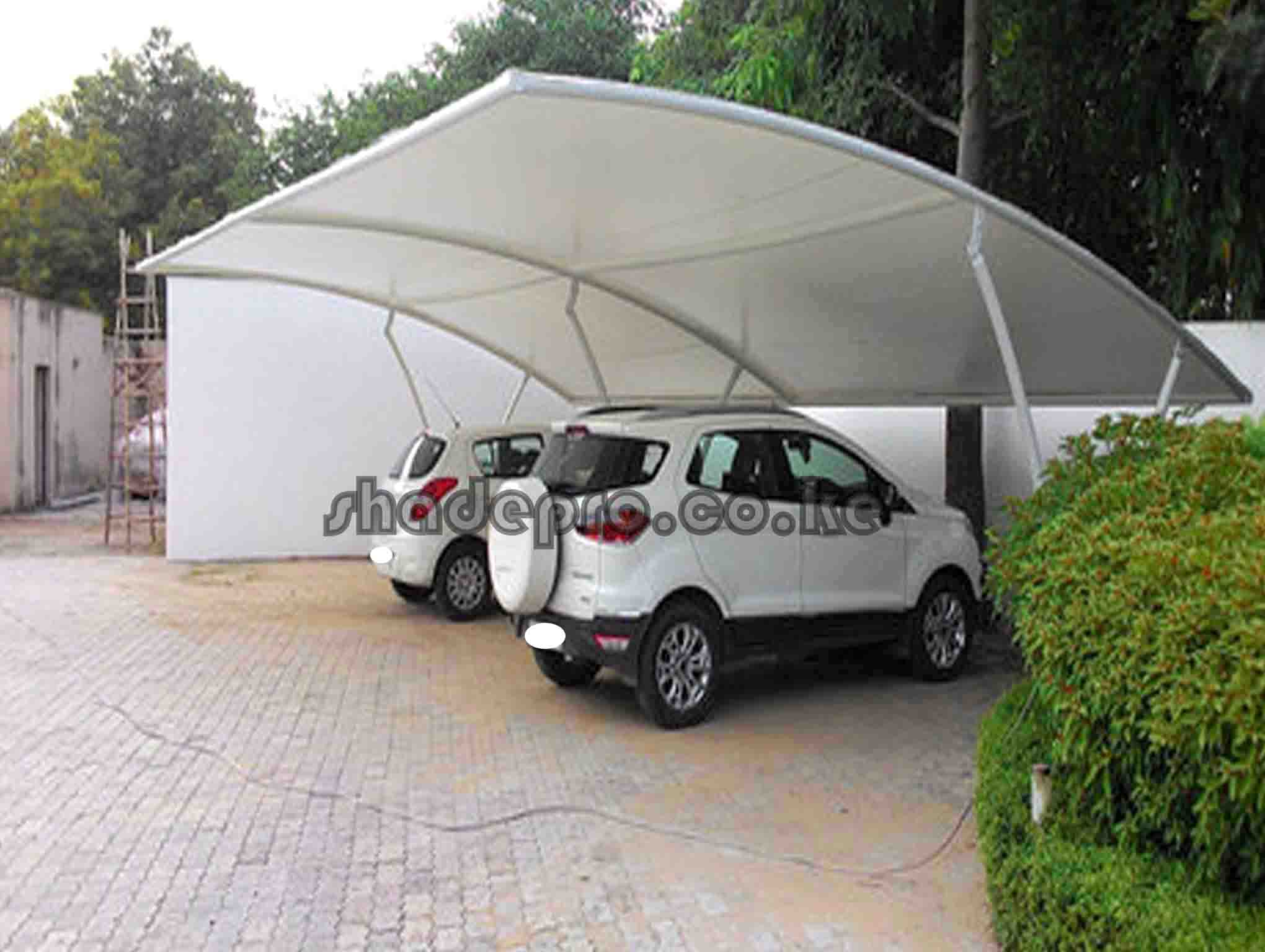 car parking shade structure